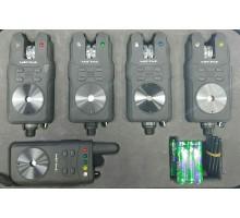 Набор сигнализаторов MIFINE 56020 (4 сигнализатора + пейджер)