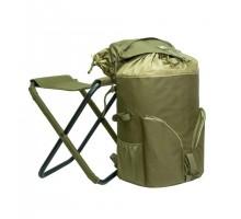 Рюкзак рыболовный со стулом Aquatic