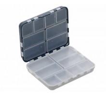 Коробка для крючков FLAGMAN 16 отд. 120х100х35мм