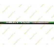 Удилище спиннинговое универсальное MIFINE Milky Way 100 гр 2,4 м